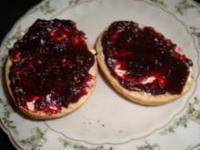 Blaubeer - Aprikosen - Marmelade - Rezept