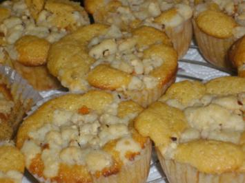Aprikosen Muffins - Rezept