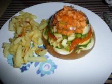 Sülze oder Gemüse und Hähnchen in Aspik !! - Rezept