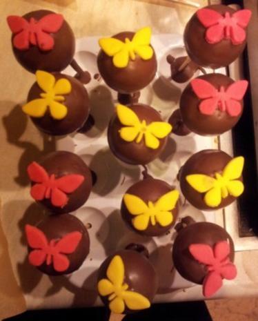 Cake Pops (für Cakepop-Maker) - Rezept