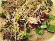 Schnelle Hühnersuppe Asiastyle - Rezept