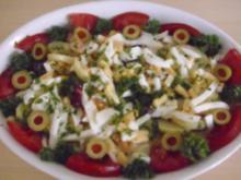Sommer Kartoffelsalat - Rezept