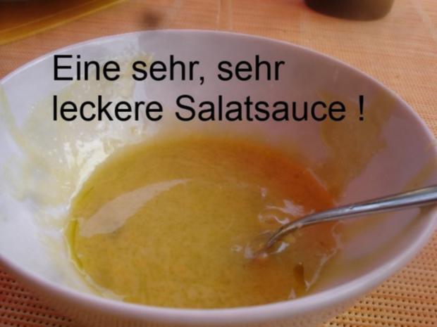 Victoriasee-Barsch-Filet mit Kräuterkruste, Rosmarinkartoffeln und gemischten Salat - Rezept - Bild Nr. 12