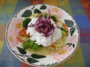 Vegan : Gemüse - Curry - Kokosmilch - Pfanne - Rezept
