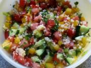 Salat: Taboulé - Rezept