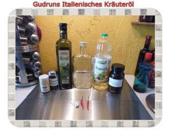 Öl: Italienisches Kräuteröl - Rezept - Bild Nr. 2