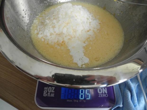 Kuchen : Kokosflockenkuchen - Rezept - Bild Nr. 7