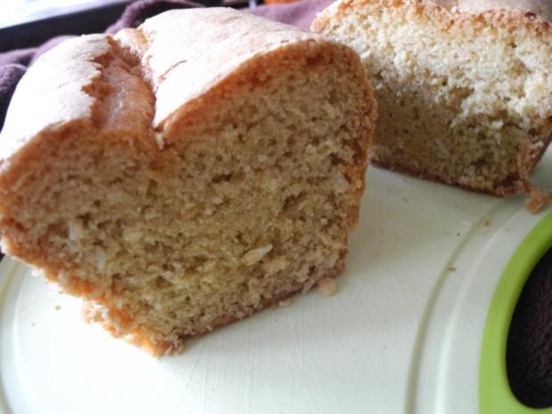 Kuchen : Kokosflockenkuchen - Rezept