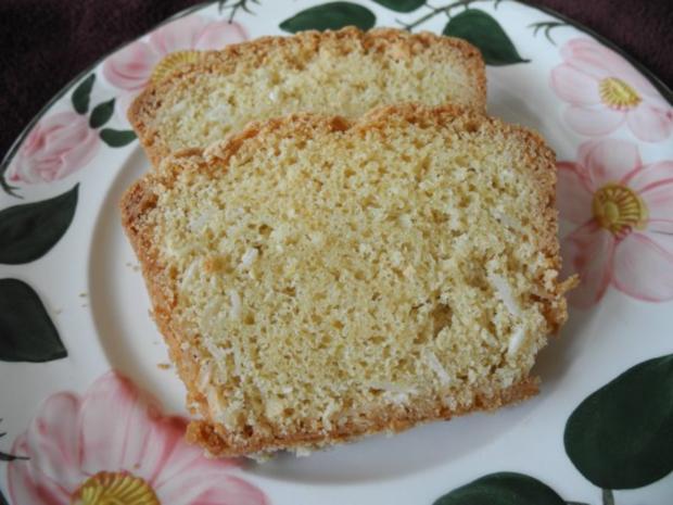 Kuchen : Kokosflockenkuchen - Rezept - Bild Nr. 3