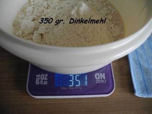 Brot & Brötchen : Sonnenblumen - Dinkel - Brot - Rezept - Bild Nr. 3