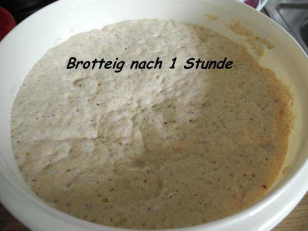 Brot & Brötchen : Sonnenblumen - Dinkel - Brot - Rezept - Bild Nr. 5