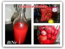 BiNe` S ERDBEERLIMES - Rezept
