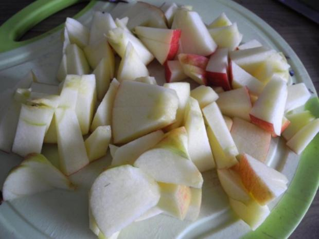 Beilage : Apfel - Holunder - Rotkraut - Rezept - Bild Nr. 3