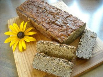 Rezept: Glutenfreies Brot No. 2 - Teff