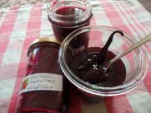 Erdbeer-Heidelbeer -Konfitüre - Rezept