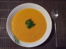 Karotten-Mango-Suppe - Rezept - Bild Nr. 2