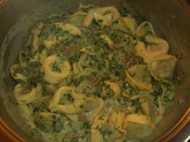 Tortelini-Spinat Auflauf - Rezept - Bild Nr. 5