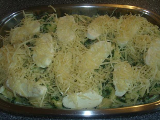 Tortelini-Spinat Auflauf - Rezept - Bild Nr. 7