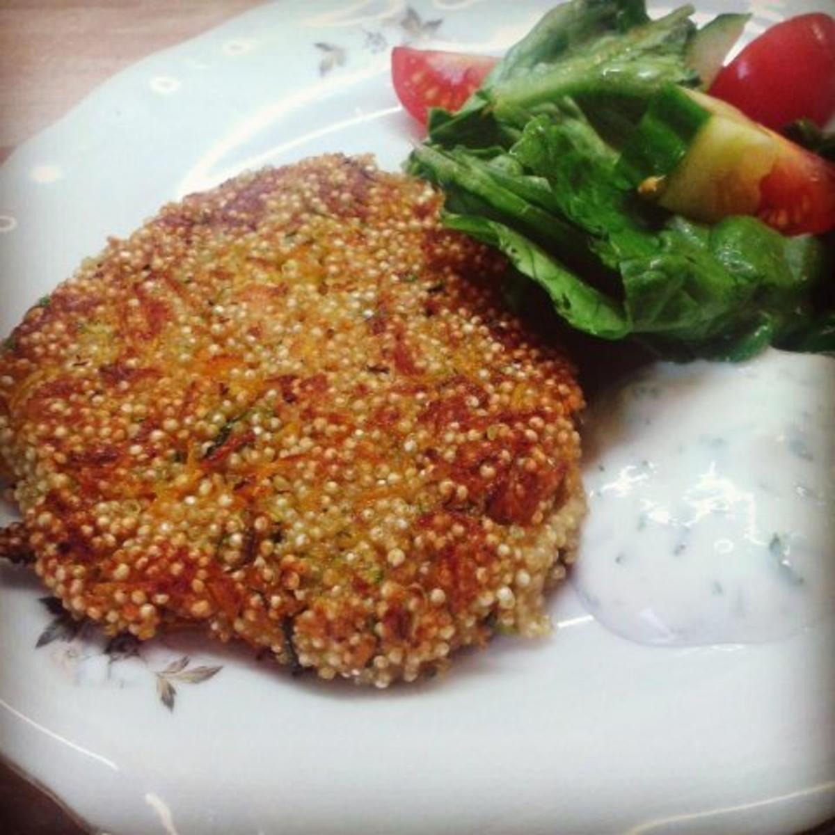 Quinoa rezepte zubereitung