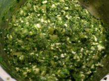 Zwischensnack: Käse-Spinat-Börek - Rezept
