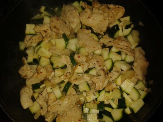 feines Zucchinepfännchen - Rezept - Bild Nr. 3