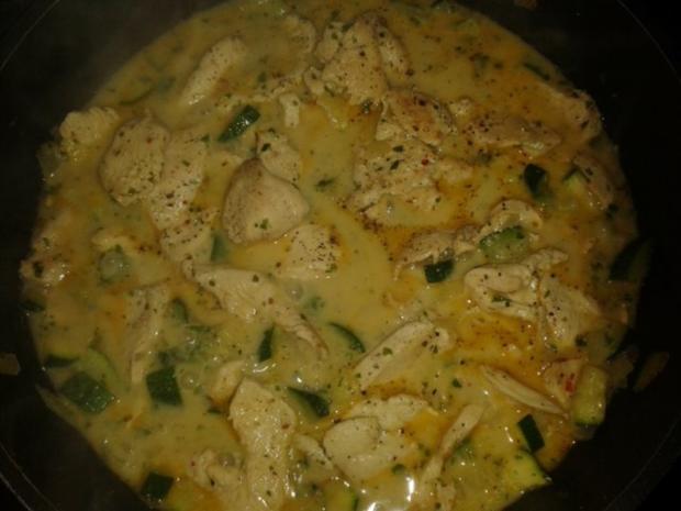 feines Zucchinepfännchen - Rezept - Bild Nr. 5