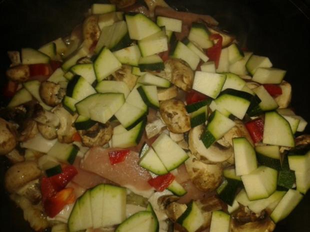 feines Zucchinepfännchen - Rezept - Bild Nr. 4