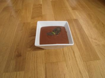 Schokopudding - Rezept