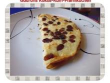 Kuchen: Kokos-Rum-Pfannkuchen - Rezept