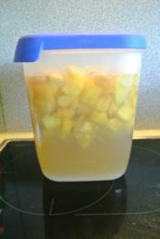 Rezept: Pfirsichlikör