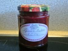 Pfirsich-Himbeer-Marmelade - Rezept