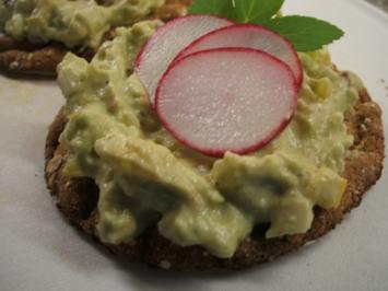 Frischkäse: Feiner Avocado-Aufstrich - Rezept