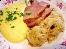 Sauerkraut - einfach, lecker und sehr gut - Rezept
