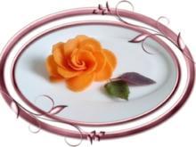 """""""Möhren-Rose"""" selber machen - Rezept"""