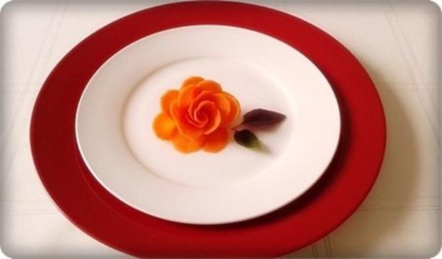 """""""Möhren-Rose"""" selber machen - Rezept - Bild Nr. 13"""