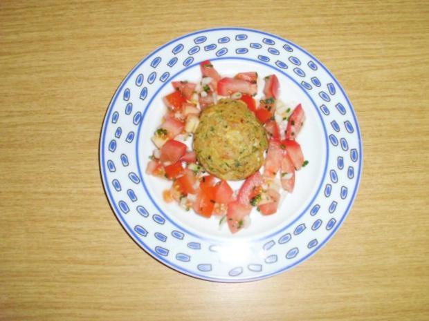 Zucchini-Muffin 1887 - Rezept