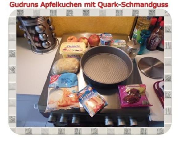 Kuchen: Apfelkuchen - Rezept - Bild Nr. 2