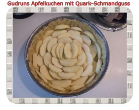 Kuchen: Apfelkuchen - Rezept - Bild Nr. 5