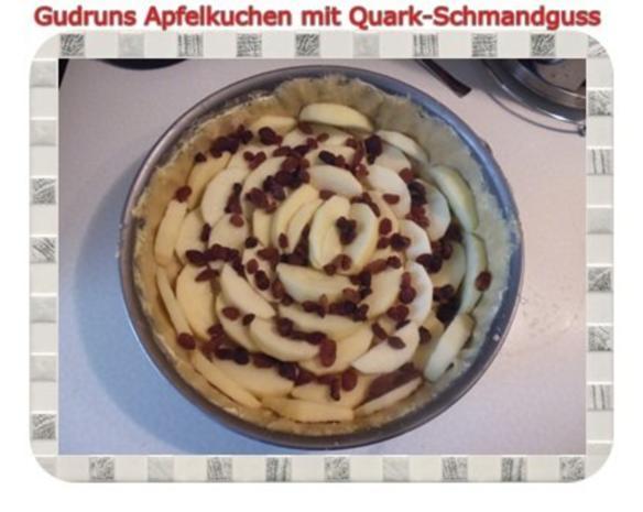 Kuchen: Apfelkuchen - Rezept - Bild Nr. 6