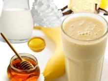 Bananenshake de Luxe - Rezept