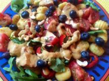 Gnocchi Salat - Rezept
