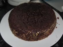 Schoko-Mandelkuchen - Rezept