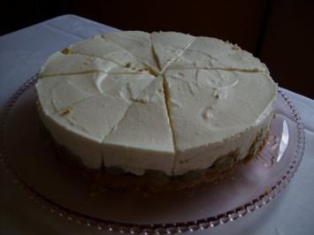 Stachelbeer-Frischkäse-Torte - Rezept