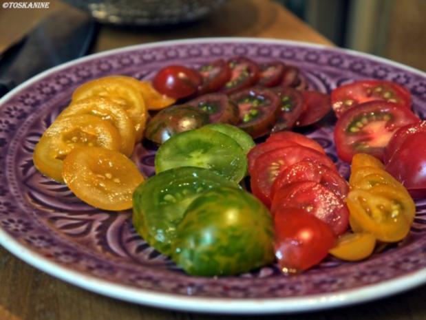 Sommerlich-fruchtiger Puy-Linsen-Salat - Rezept - Bild Nr. 8