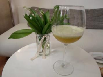 Maracuja-Rucola Cocktail - Rezept