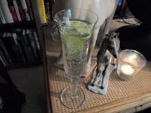 Cocktail vom Holunderblütensirup - Rezept
