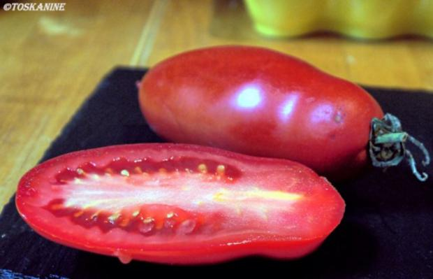 Tomatensauce aus frischen Tomaten - Rezept - Bild Nr. 8