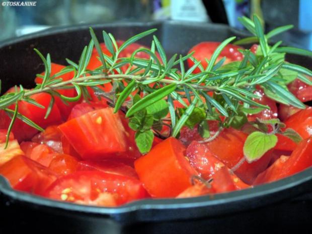 Tomatensauce aus frischen Tomaten - Rezept - Bild Nr. 13