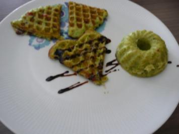 Zweierlei vom Broccoli ! - Rezept