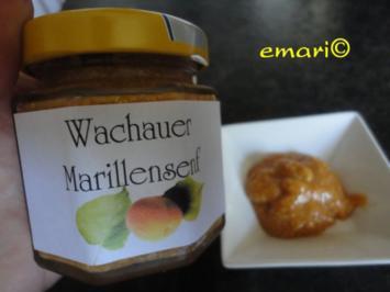Marillen Senf - Rezept